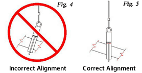 Lifting Hooks, Lifting Hook, Hook Lift System, Hook Lift Systems, Hook Alignment