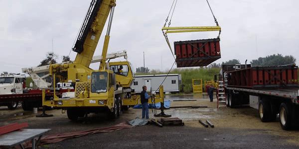 Crane Services, Crane Rigging, Crane and Rigging Services